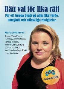 Maria Johansson annons